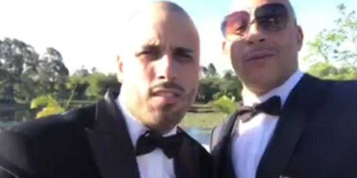 Vin Diesel invitado a la boda de Nicky Jam
