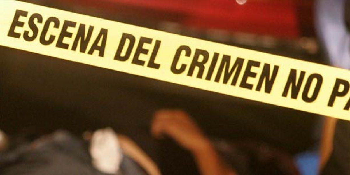 Matan hombre en Santa Isabel