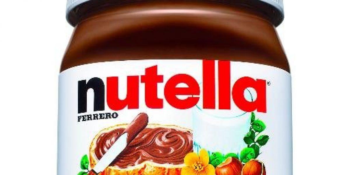 Celebrarán el Día Mundial de Nutella