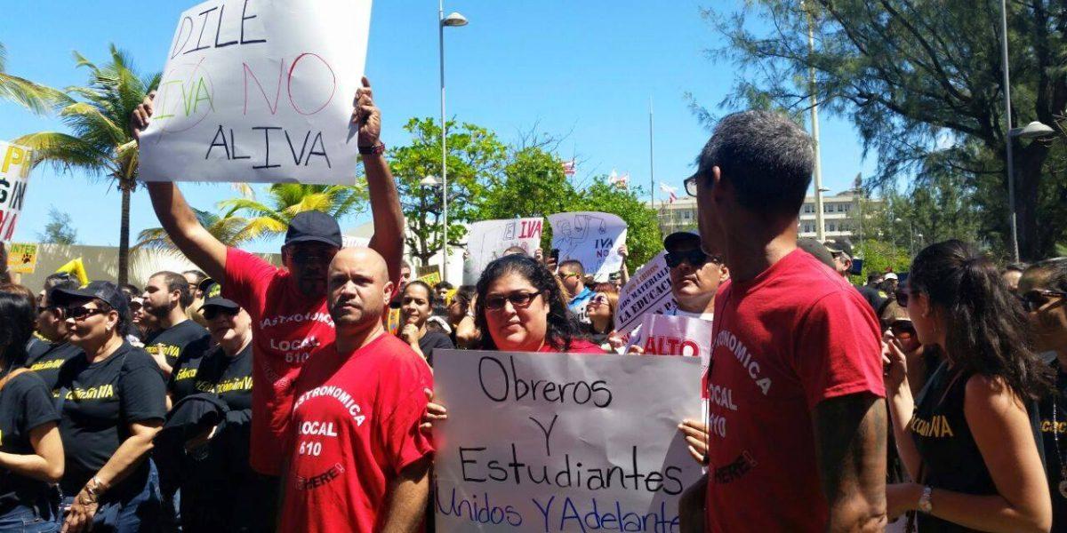 Empleados del Hotel San Juan se manifestarán