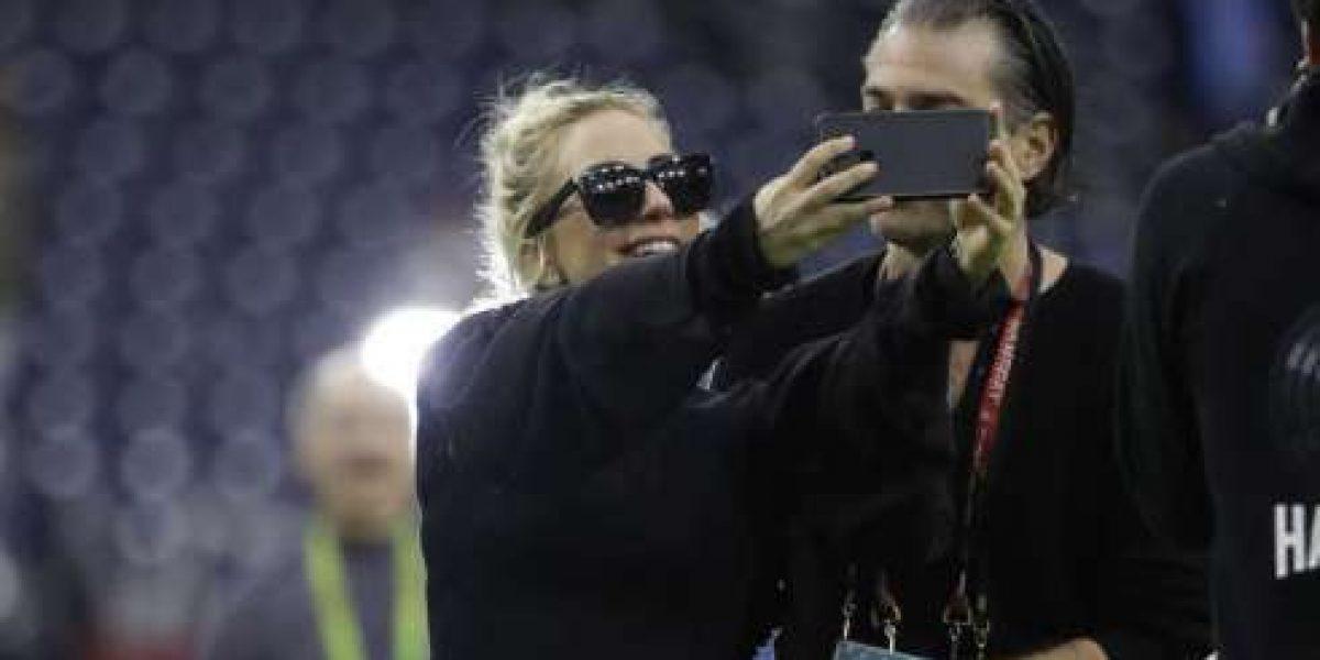 Lista Lady Gaga para su espectáculo en el Super Bowl