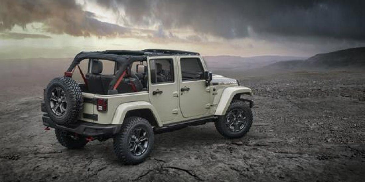 Jeep lanza el Rubicon Recon