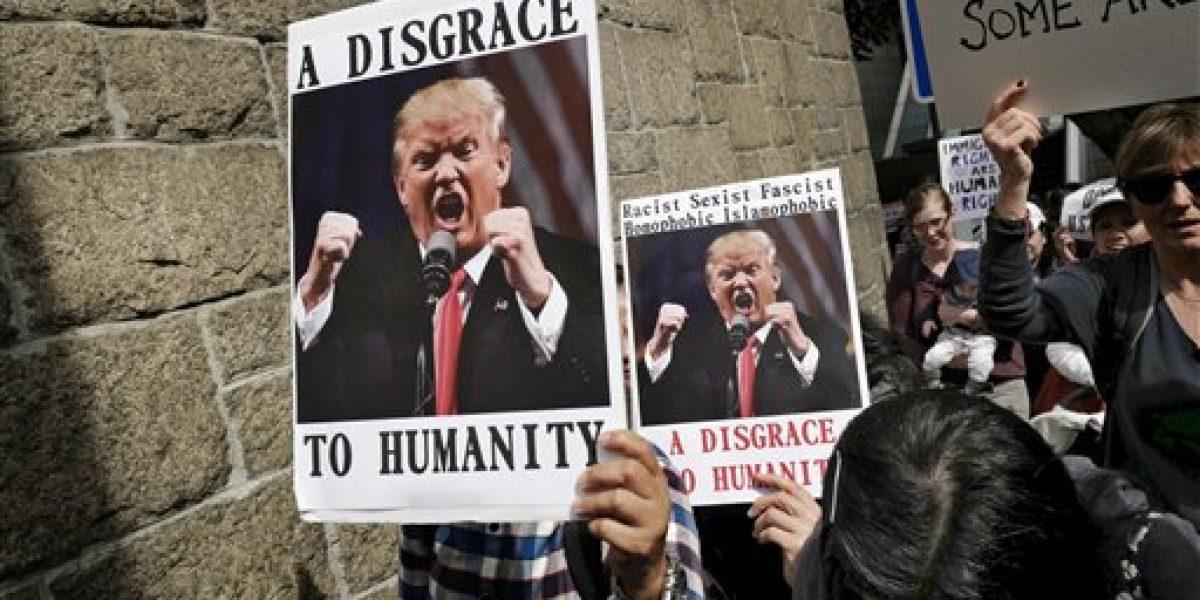 Dos estados presentan argumentos contra veto de Trump