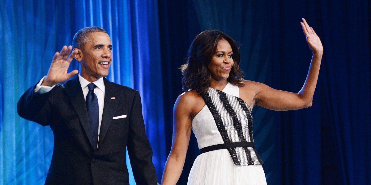 Los Obama ponen en marcha su nueva oficina