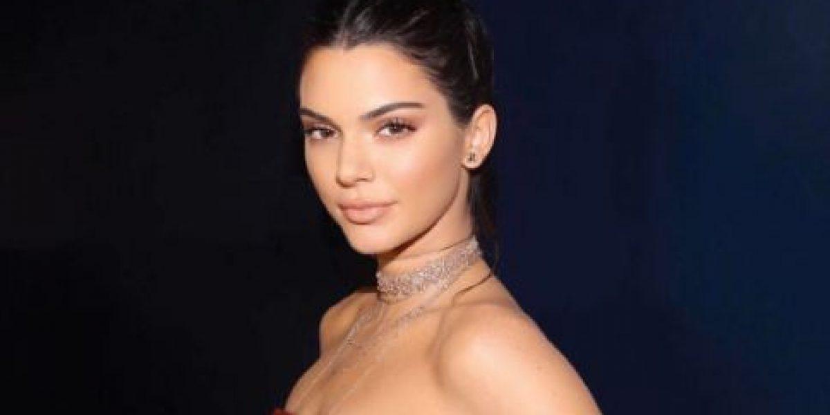 Kendall Jenner publica sensual imagen