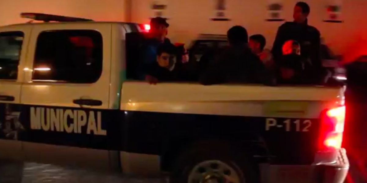 Party convocado a través de Facebook termina en 400 arrestos