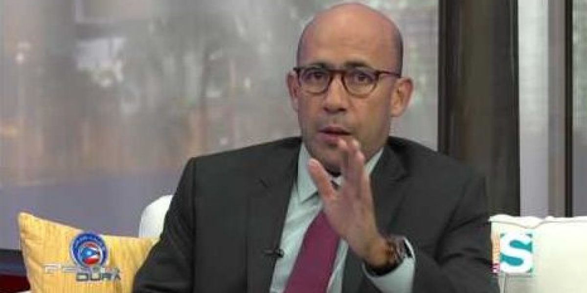 Gustavo Vélez denuncia legisladores del PNP lo intentan amedrentar