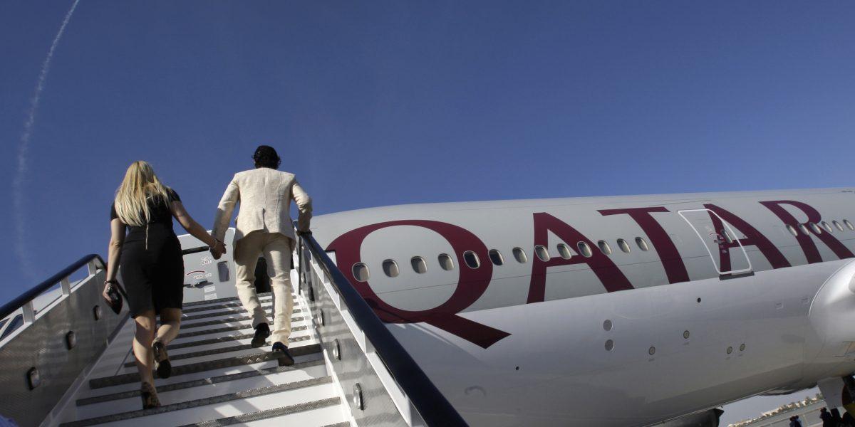 Qatar Airways inaugura vuelo comercial más largo del mundo