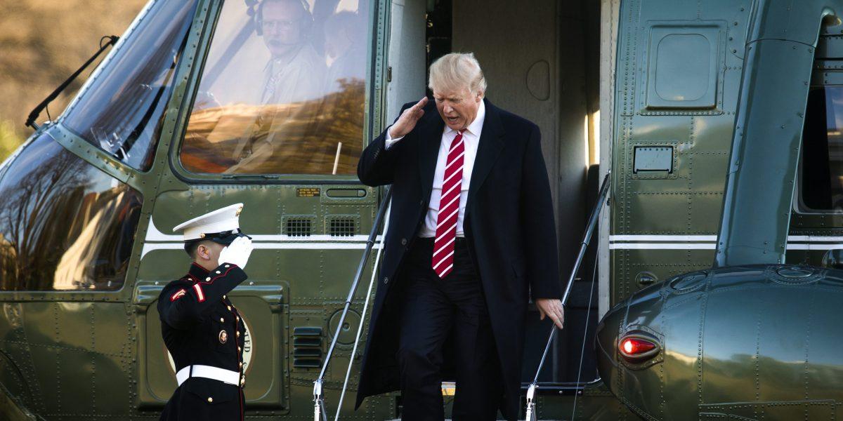 Trump niega conocer a Putin y tener