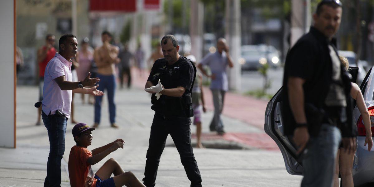 Patrullan calles de ciudad brasileña por ola de crímenes