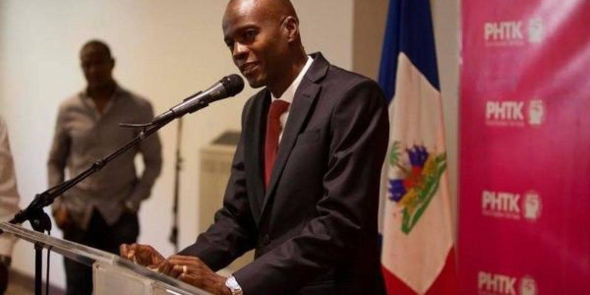 Juramenta nuevo presidente de Haití