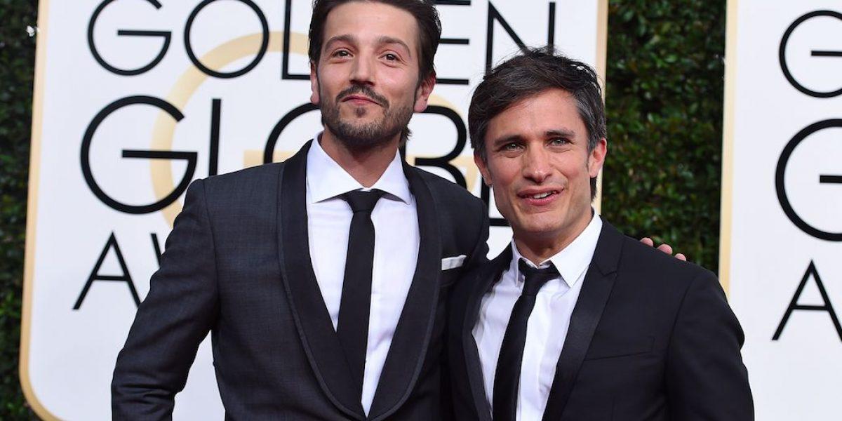 Gael García Bernal estará entre presentadores del Oscar