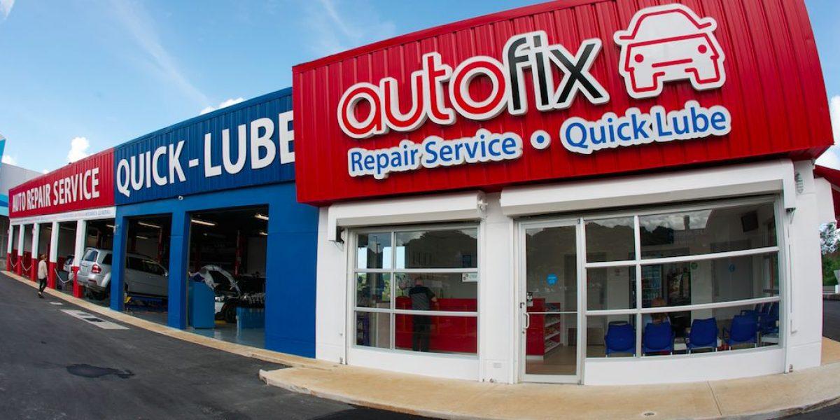 AutoFix: su auto en buenas manos