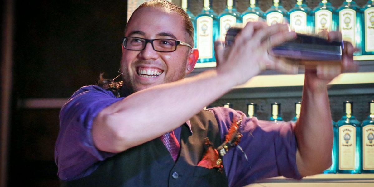 Bartender local se destaca en México