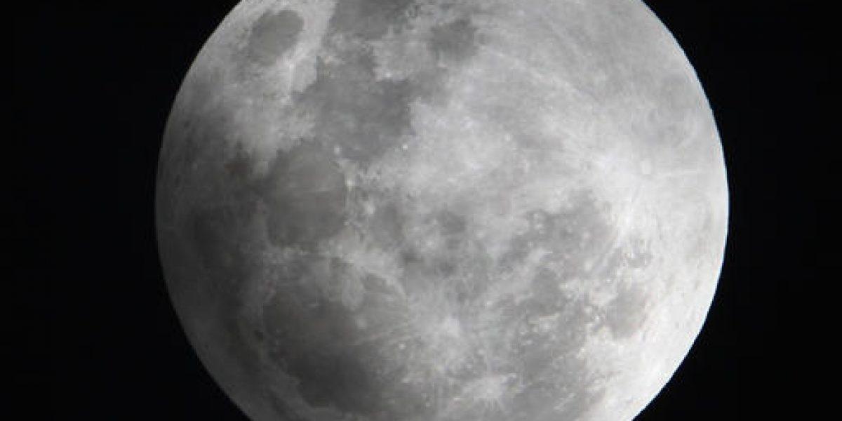 Este martes aprecia a la Luna, Jupiter y la estrella Spica