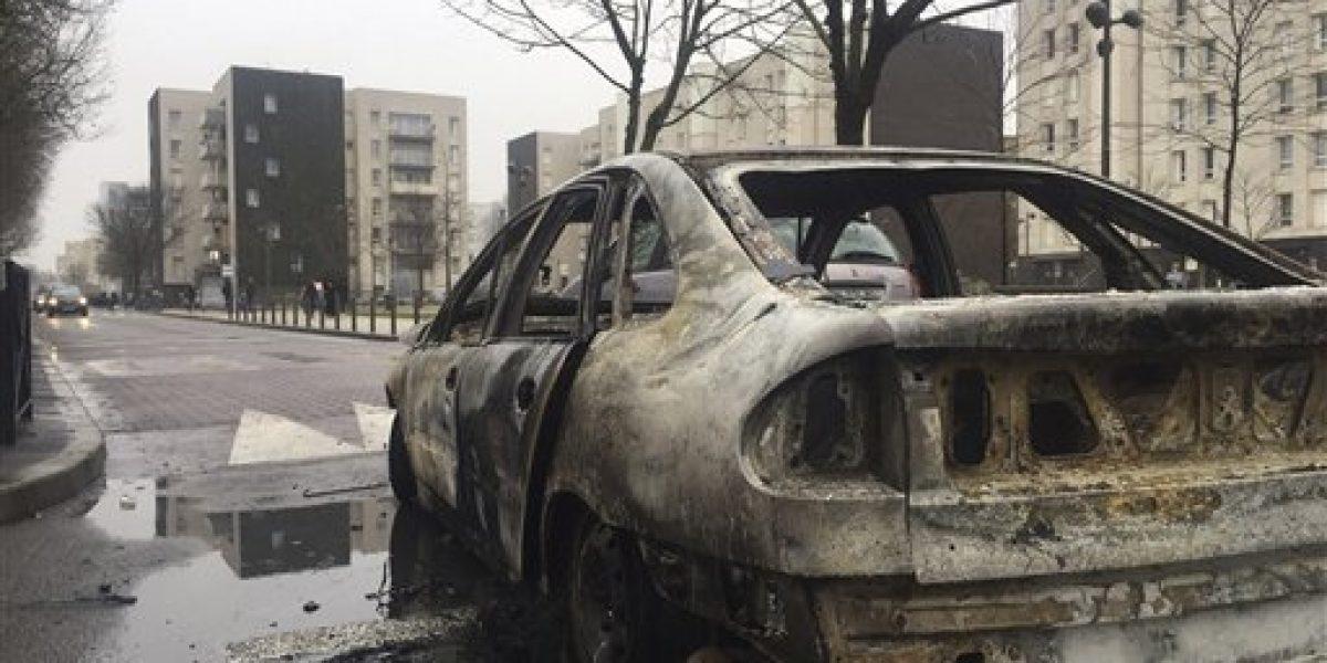 Nuevos disturbios en suburbios de París