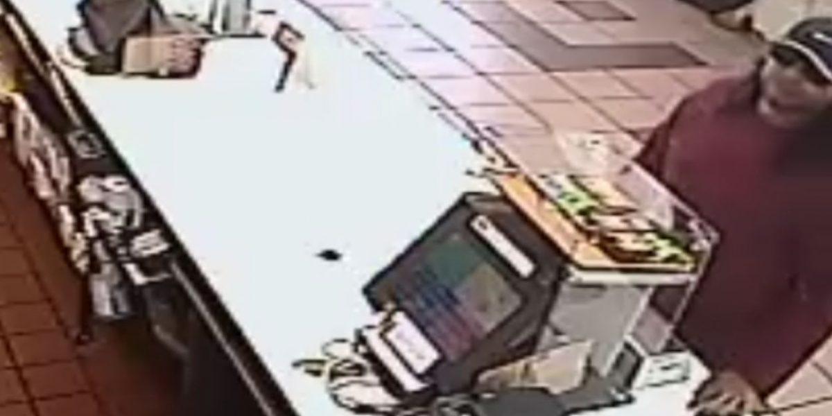 Buscan sujeto por robo en McDonald's de Guaynabo