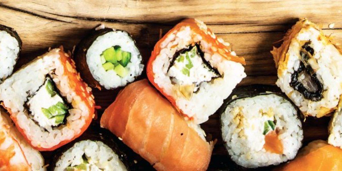 Llega evento culinario único de sushi