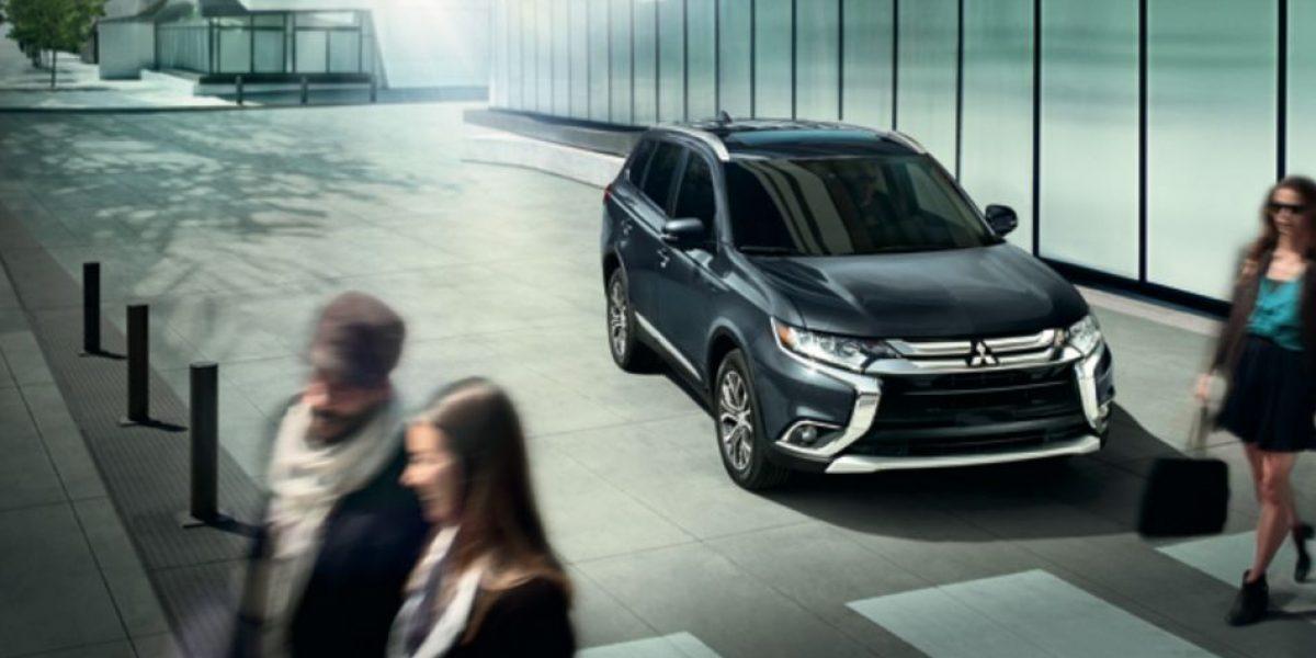 Mitsubishi con la más alta tecnología en sus vehículos