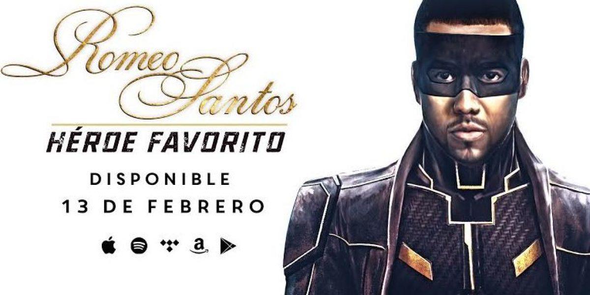 Romeo Santos será superhéroe de Marvel