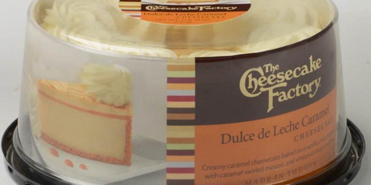 The Cheesecake Factory llega a los supermercados