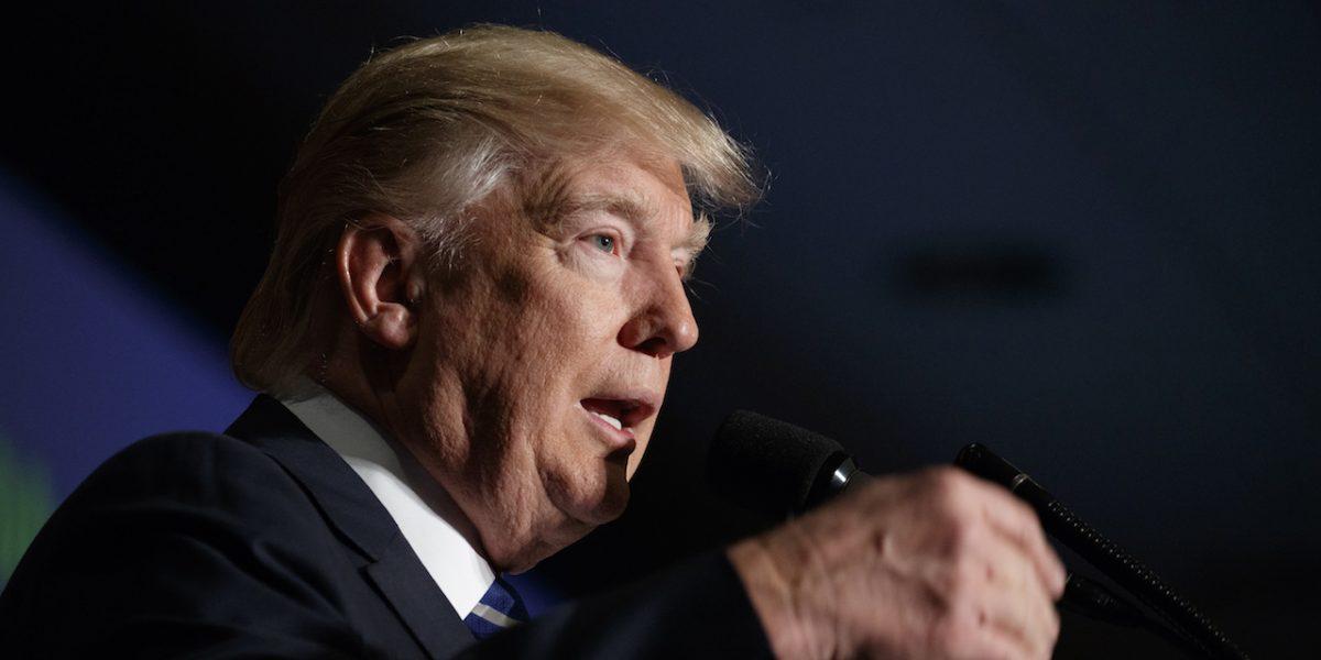 Nominado de Trump a la Corte Suprema lamenta palabras del presidente