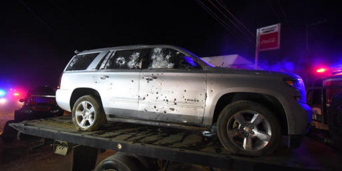 Matan capo en medio de balacera con autoridades mexicanas