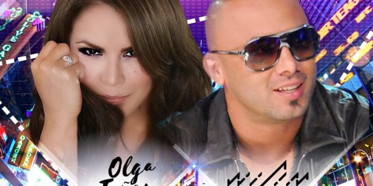 Olga Tañon lanza nuevo tema junto a Wisin