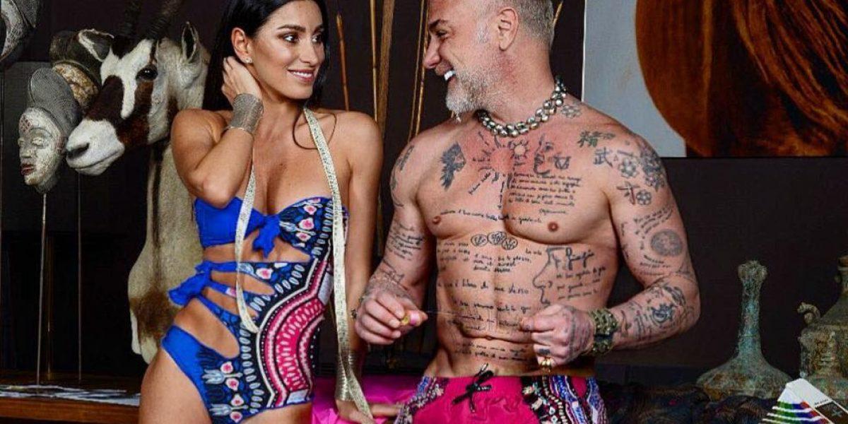 Gianluca Vacchi vuelve a revolucionar Instagram con nuevo baile