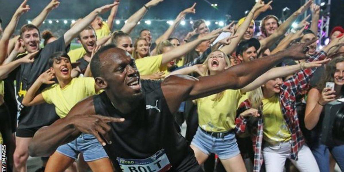 Equipo de Bolt gana serie inaugural Nitro Athletics