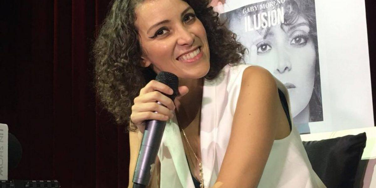 Gaby Moreno estrena sencillo