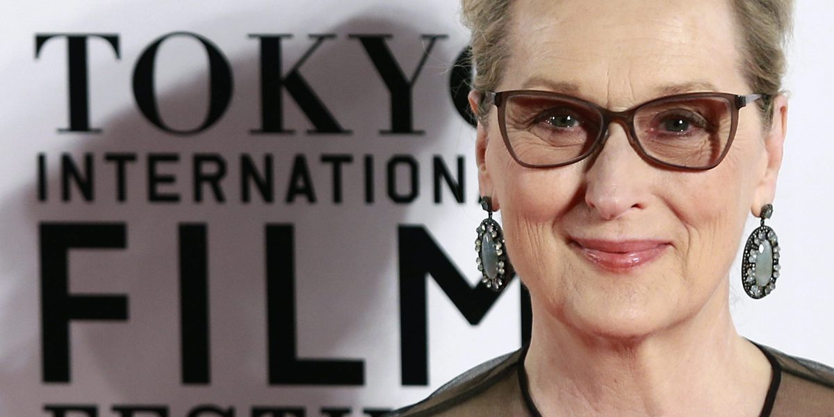 Meryl Streep vuelve a cargar contra Trump