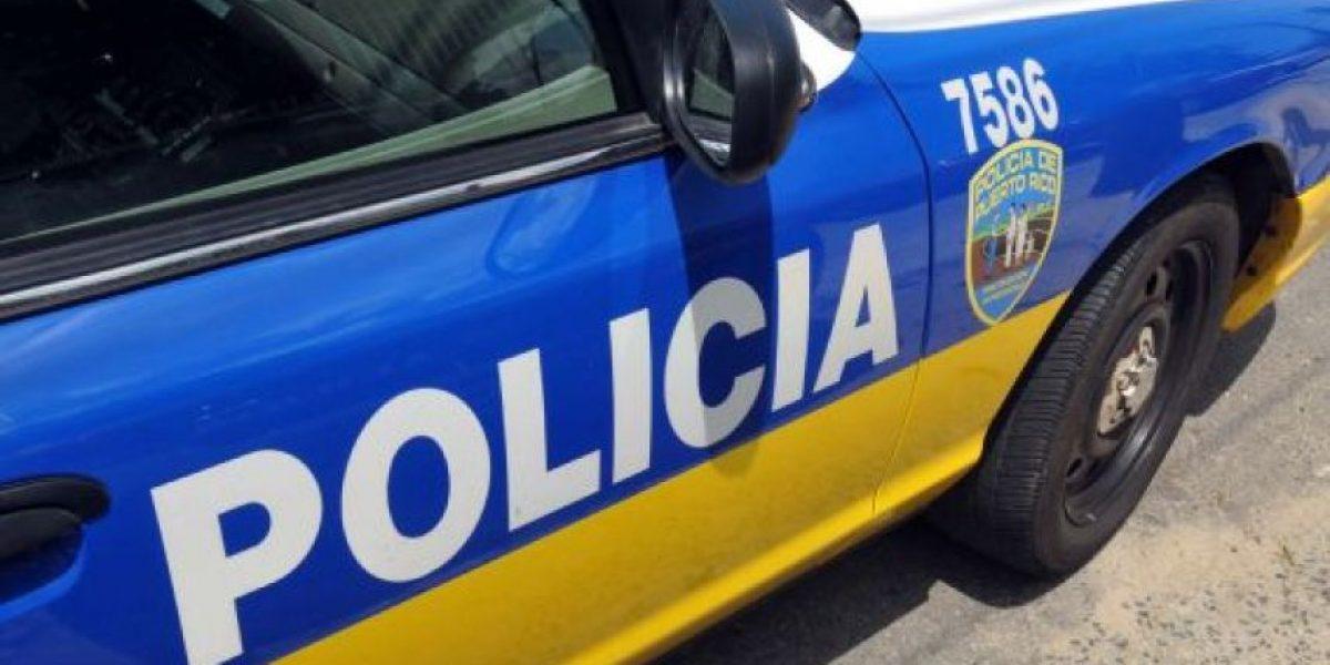 Cinco individuos cometieron carjacking en Arecibo
