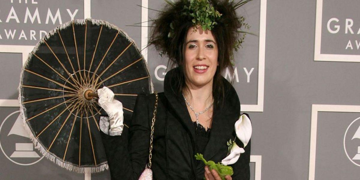 Los 10 vestidos más excéntricos de la historia de los Grammy
