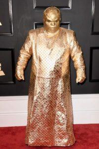 5/28 Ceelo Green, como algún personaje de Marvel. Imagen Por: Getty Images
