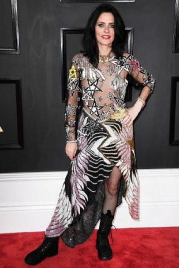 Juliette Larthe es como si Courtney Love, Gucci y Katy Perry se hubieran fusionado creando caos a su alrededor. Sí, caos.. Imagen Por: Getty Images