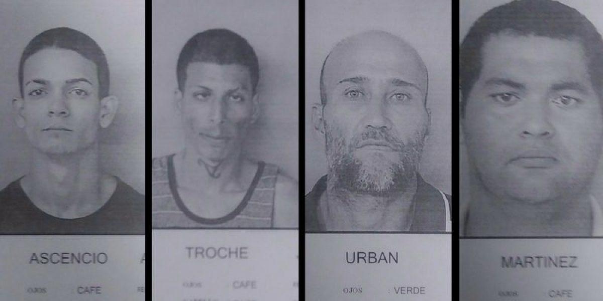 Radican cargos por asesinato y robo agravado contra tres jóvenes