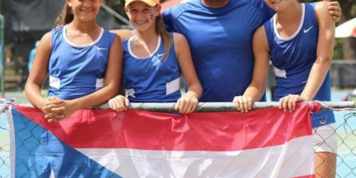 Revalida Puerto Rico como campeón en el World Junior Tennis