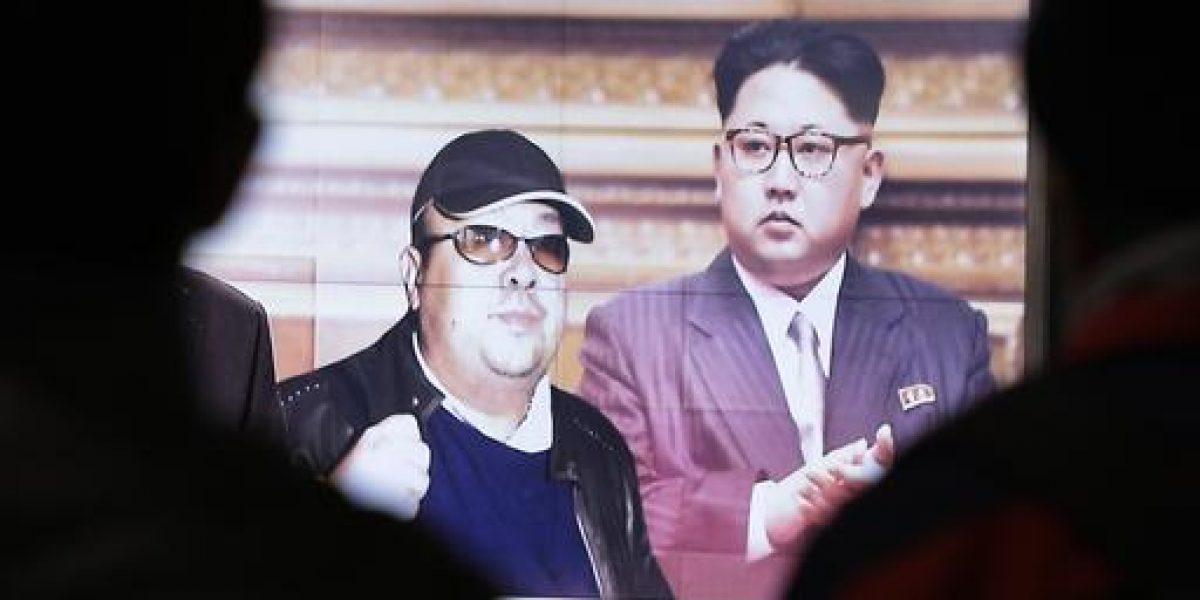 Arrestan a tres por asesinato de hermano del líder norcoreano