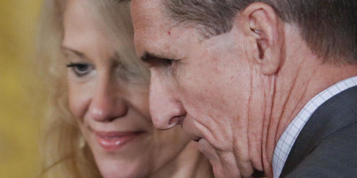 Conway: situación con Flynn era