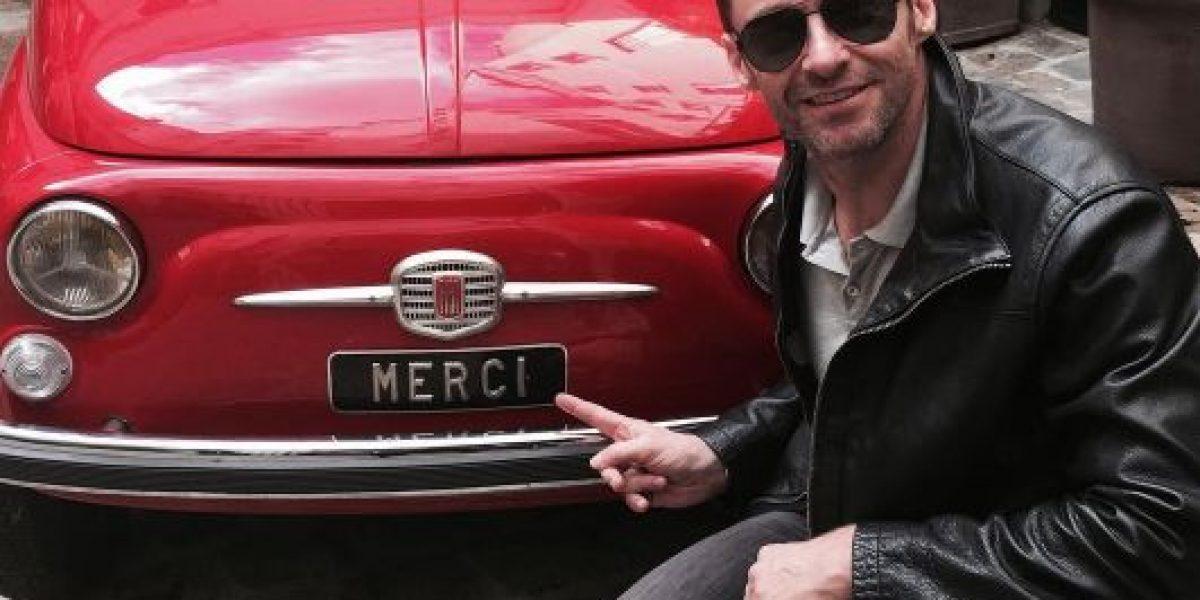 Hugh Jackman es operado por sexta vez por cáncer de piel