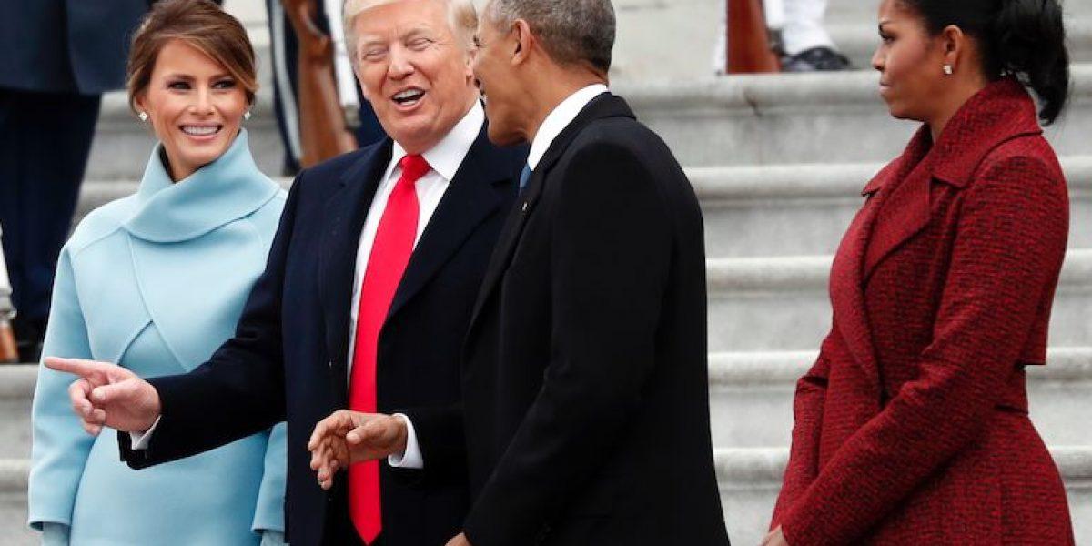 Melania Trump preservará jardín-huerto de Michelle Obama