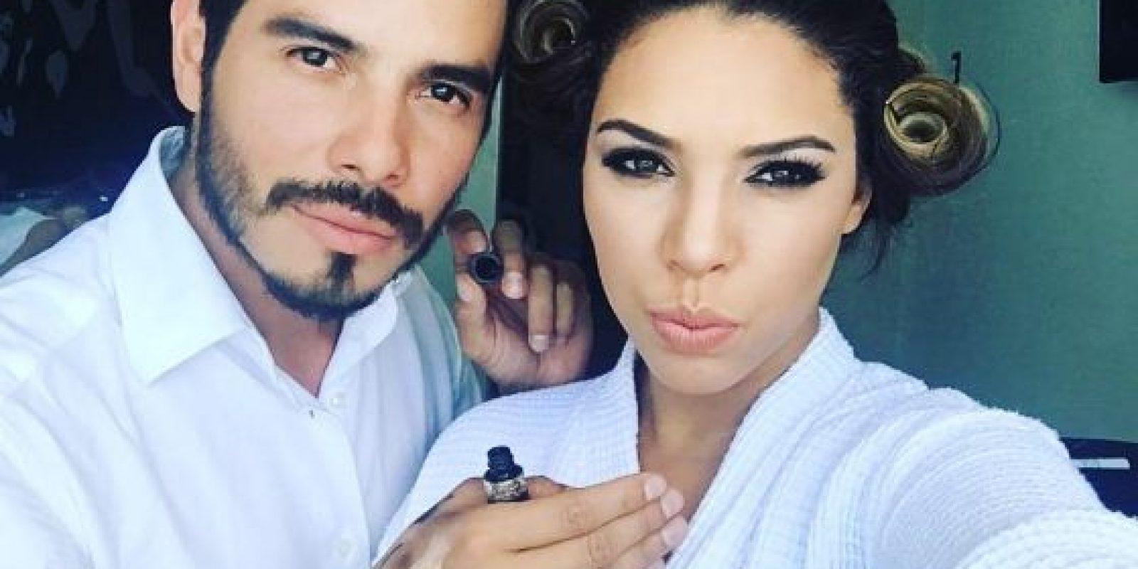La boda se realizó en República Dominicana