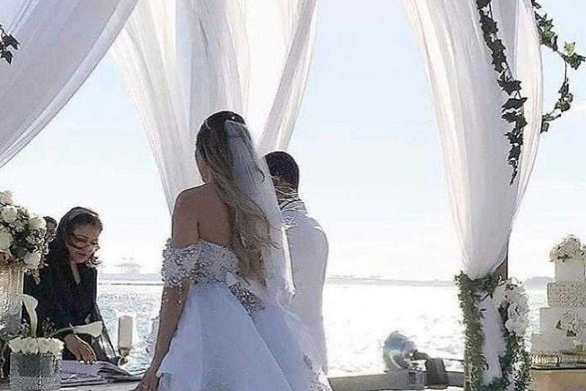 Se casó con Elvys Reyes.