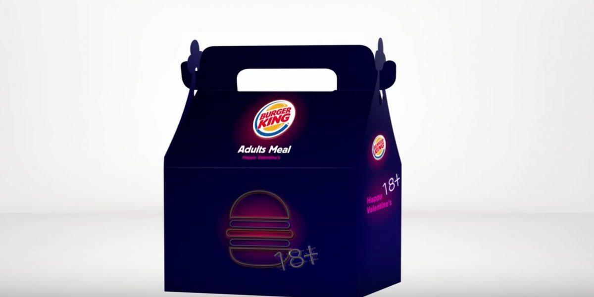 Burger King sorprende a clientes en San Valentín