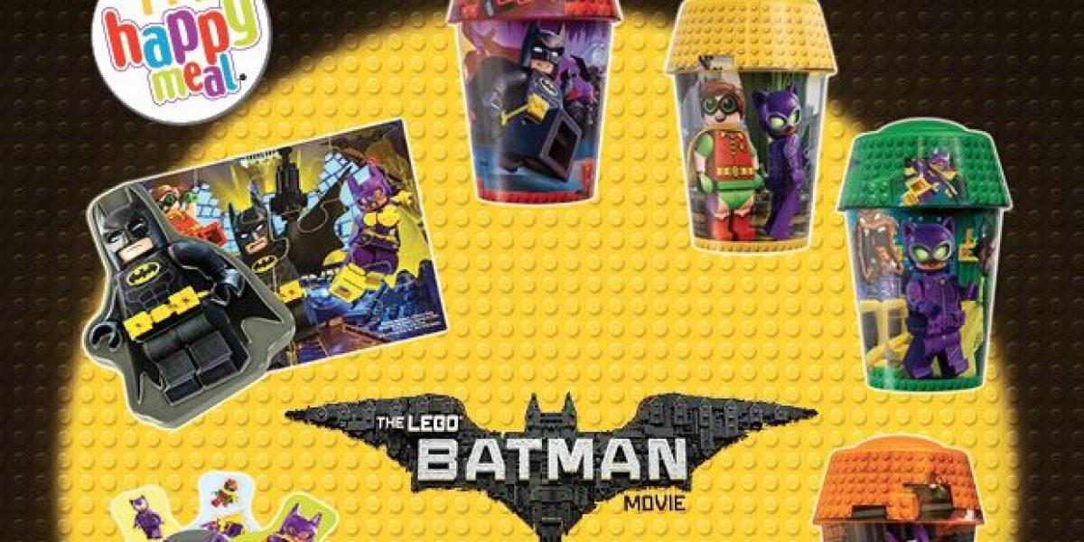 Llega colección exclusiva de Lego Batman