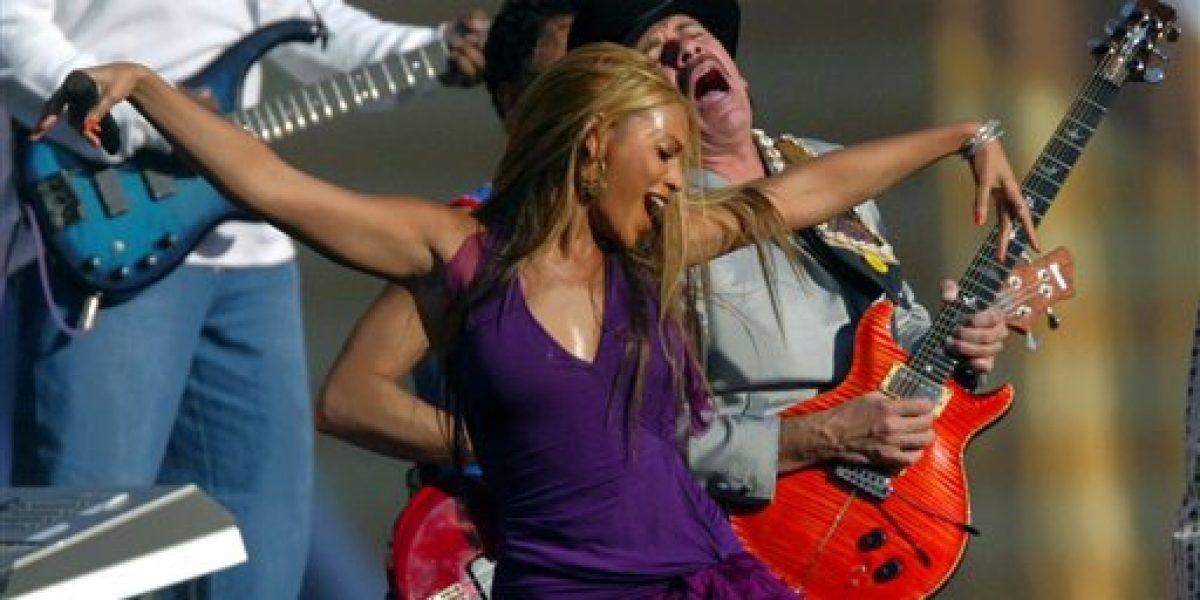 Santana aclara comentarios sobre Beyonce