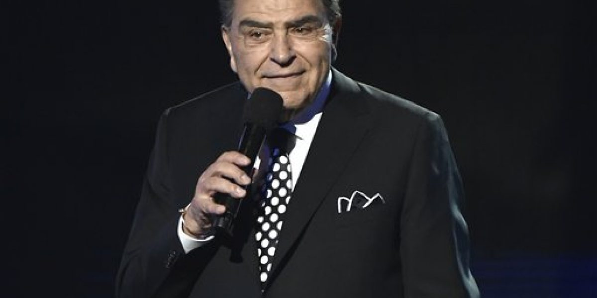 Don Francisco preocupado por hispanos en EE.UU.