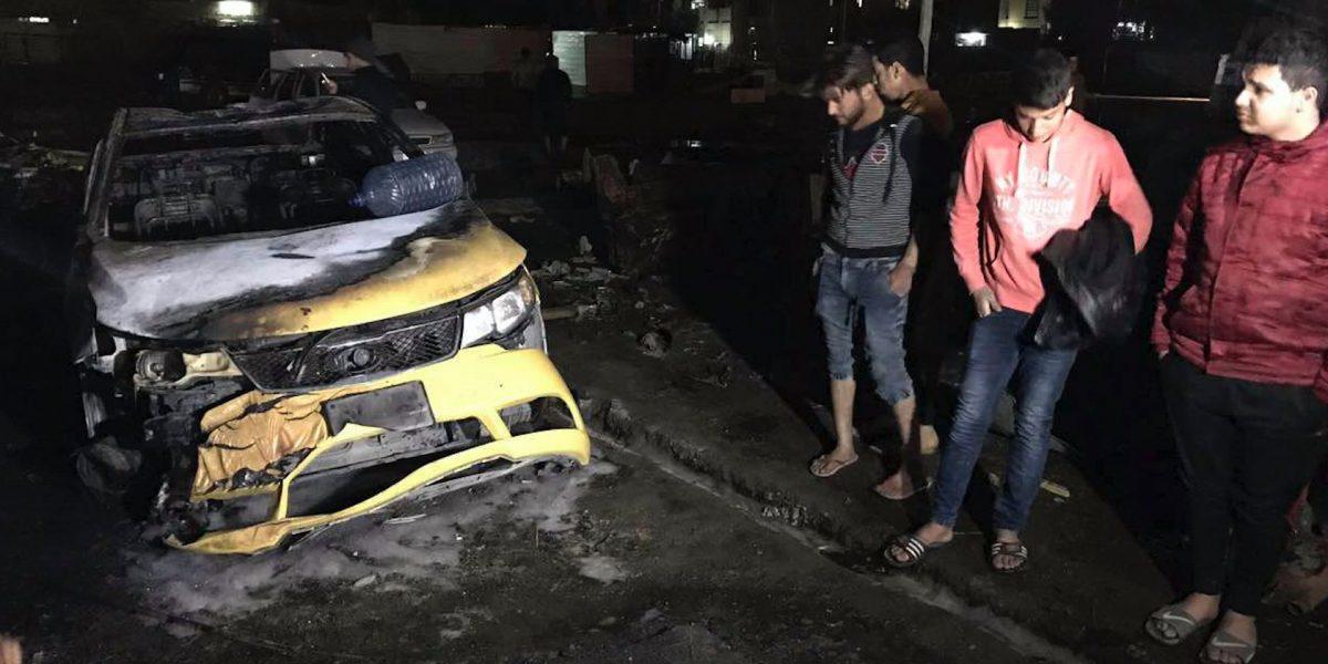 Coche bomba en Bagdad deja al menos 51 muertos