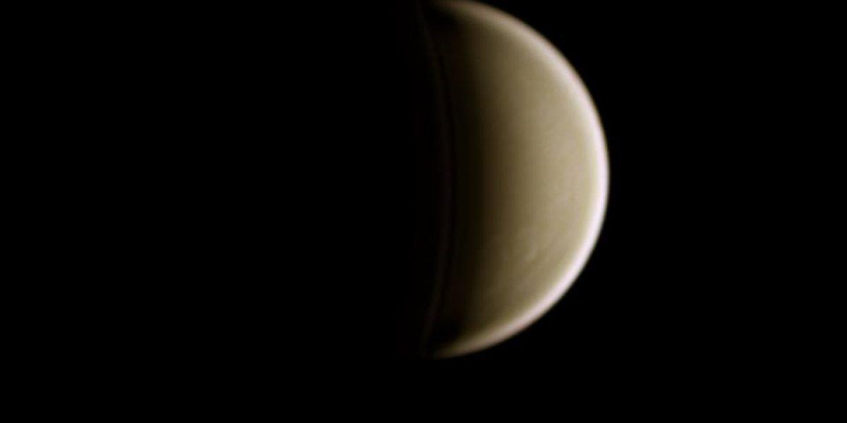 Venus en su punto más brillante esta semana